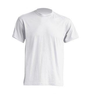 Majica T-shirt kratki rokav MC150 bela