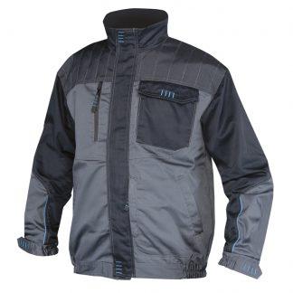 Delovna jakna 4TECH sivo-črna