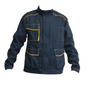 Delovna jakna ATLANTIC modra