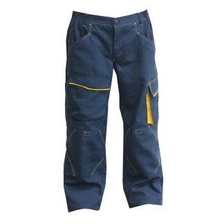 Delovne hlače ATANTIC modra