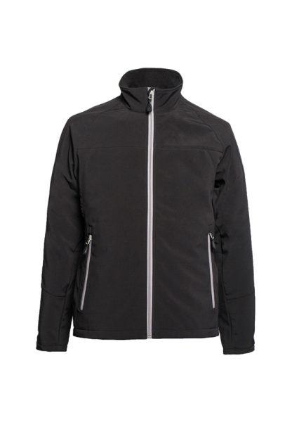 Softshell jakna Spektar FTG053 črna