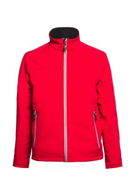 Softshell jakna Spektar FTG053 rdeča