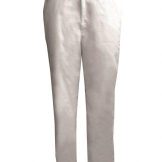 Ženske hlače ADRIATIC bele