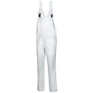 HACCP delovne hlače z oprsnikom uniseks