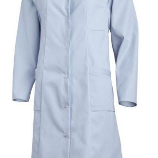 Leiber delovna halja ženska 491 svetlo modra