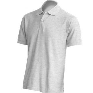 Polo majica kratki rokav PORA210 pepelnata