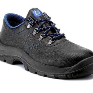 Čevlji nizki z varnostno kapico Classic BS3201 črni