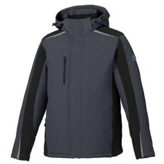 zimska softshell jakna Antracit/črna