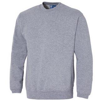 Majica Premium dolg rokav siva