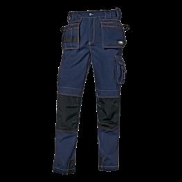 Fighter delovne hlače modre