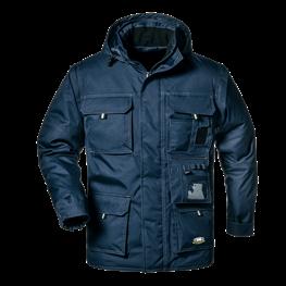 Nassau jakna C-tex tkanina modra