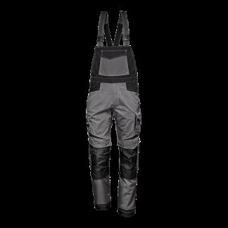 Delovne hlače z oprsnikom HardWear Ripstop